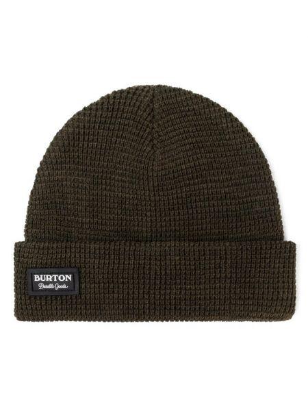Czapka - zielona Burton