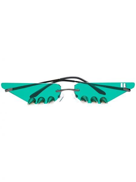 Прямые муслиновые солнцезащитные очки Barbara Bologna