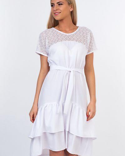 3213fbdc098 Женские гипюровые платья с поясом - купить в интернет-магазине - Shopsy
