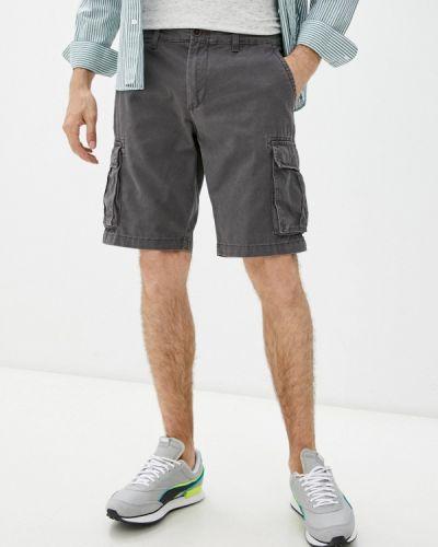 Повседневные серые шорты Ovs