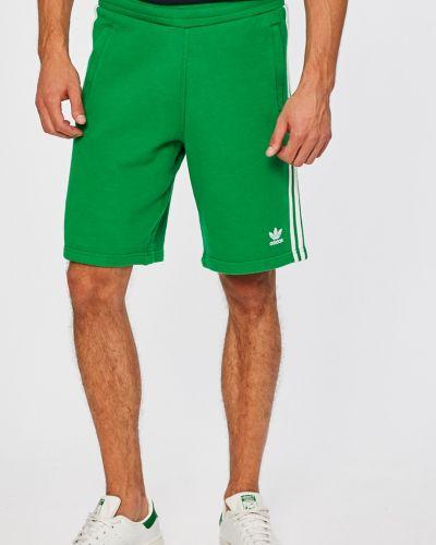 Спортивные шорты прямые на резинке Adidas Originals 825b12677639a