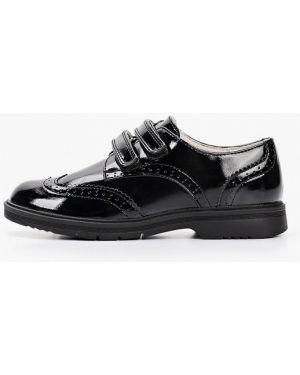 Ботинки лаковые черные T.taccardi