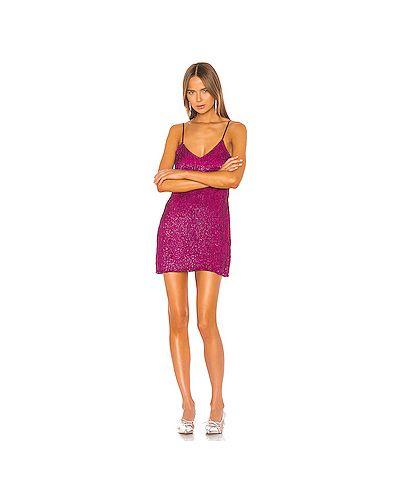 Платье розовое платье-комбинация Retrofete