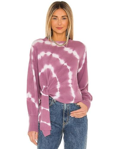 Ciepły z rękawami wełniany pulower Cinq A Sept