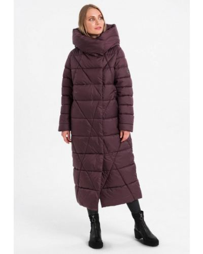Утепленная красная куртка Lab Fashion