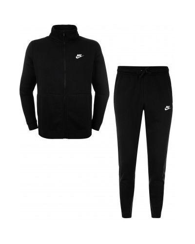 Спортивный костюм с капюшоном из полиэстера Nike
