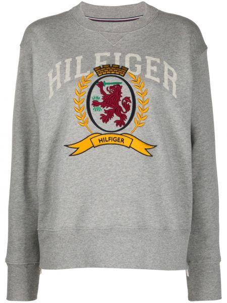 Топ с вышивкой Hilfiger Collection