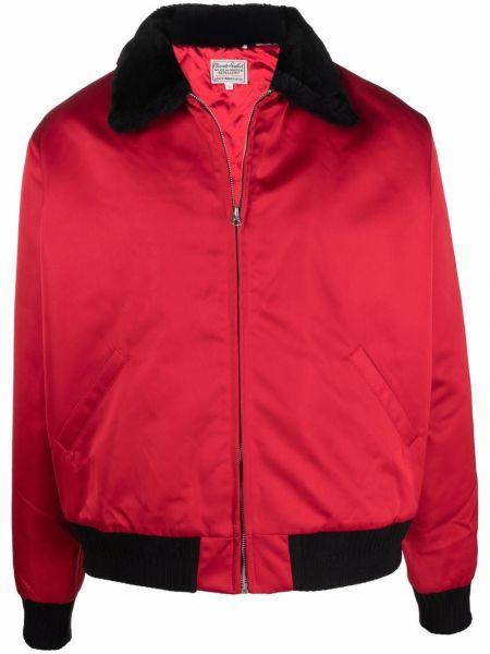 Красная длинная куртка Levi's®  Made & Crafted™