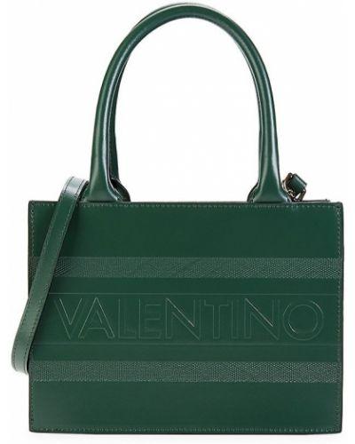 Кожаный топ - зеленый Valentino By Mario Valentino