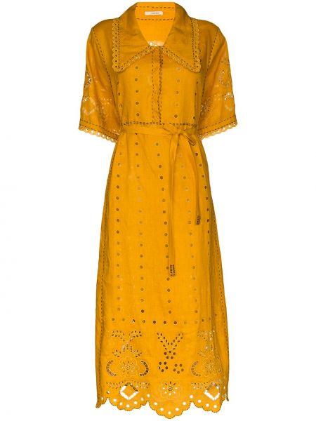 Летнее платье миди деловое Vita Kin