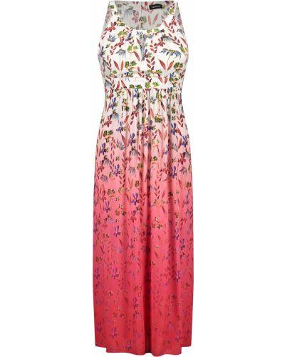 Платье - малиновое Taifun