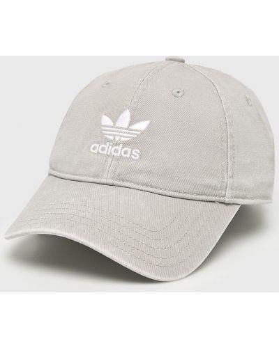 Шапка серая универсальный Adidas Originals