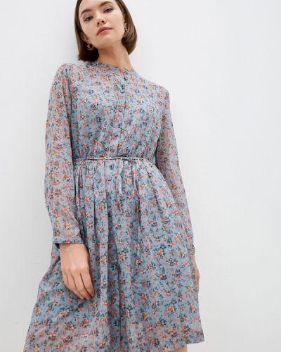 Повседневное платье - голубое French Connection