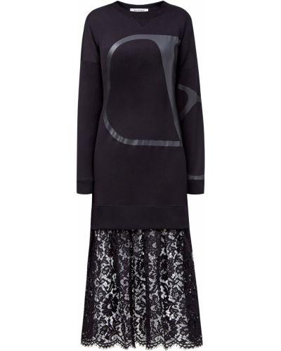 Ажурное платье Valentino