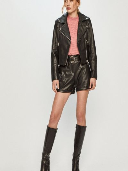 Кожаная куртка Morgan