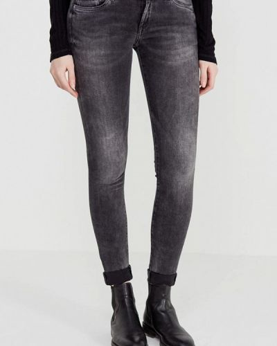 Серые джинсы Pepe Jeans