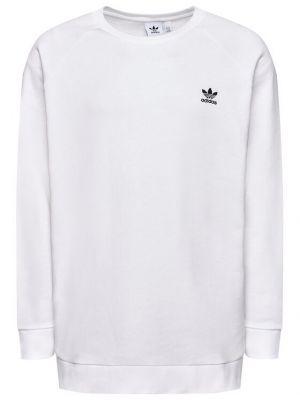 Biały bluzka Adidas