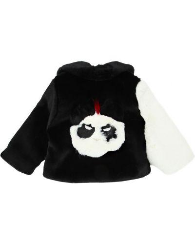 Płaszcz metal z logo Bandits Girl