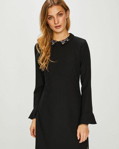 Джинсовое платье с вышивкой мини Pepe Jeans