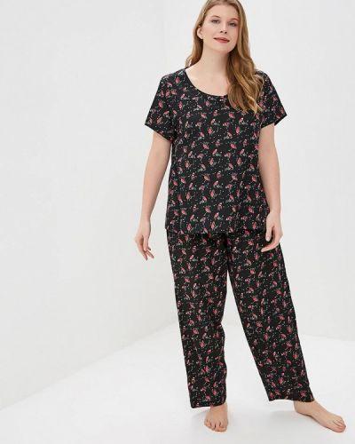 Пижама - черная Evans