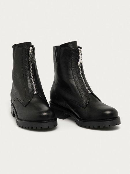 Кожаные ботинки Patrizia Pepe