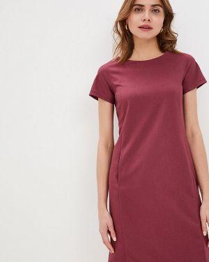Платье футляр бордовый Gregory