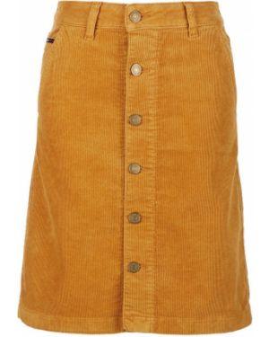 Юбка вельветовая Tommy Jeans