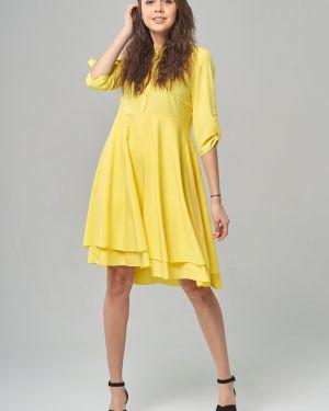 Повседневное платье миди Mari-line