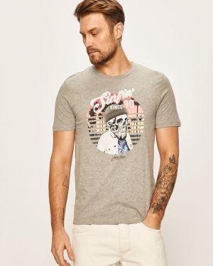 Koszula z wzorem wełniany Jack & Jones