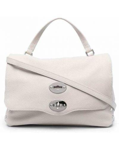 Biała torebka Zanellato
