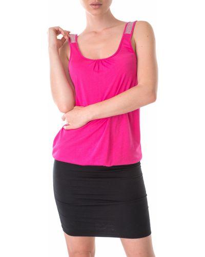 Розовое платье Alcott