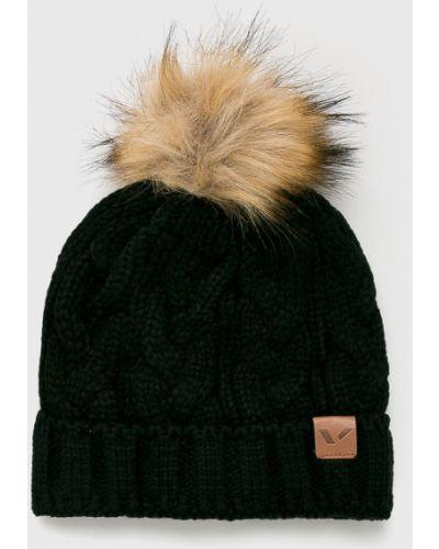 Зимняя шапка с помпоном с отворотом Viking