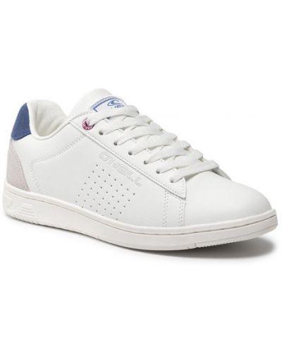Sneakersy - białe O'neill