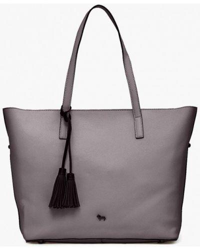 c423a2267eae Женские серые сумки шопперы - купить в интернет-магазине - Shopsy