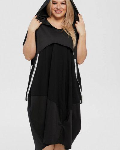 Черное платье Luxury Plus