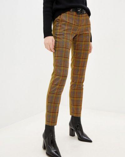 Повседневные желтые брюки Hugo