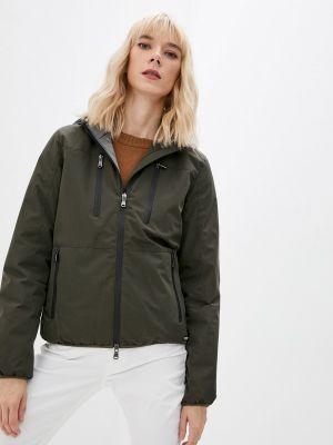 Утепленная куртка - хаки Canadian