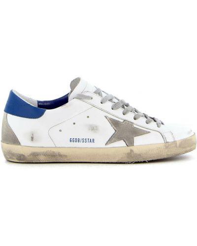 Sneakersy - niebieskie Golden Goose