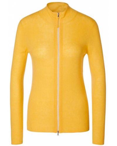 Żółta kamizelka Marc Cain