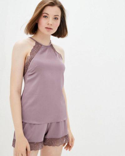 Фиолетовая пижамная пижама Mianagreen