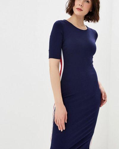 Платье синее Ostin