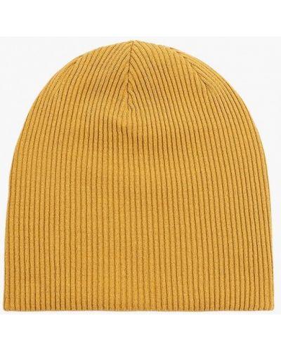 Желтая демисезонная шапка Trendyangel