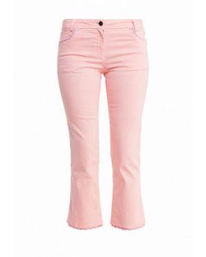 Брюки розовый итальянский Tricot Chic