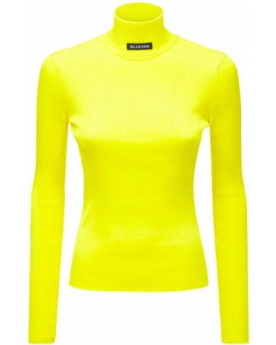 Golf - żółty Balenciaga