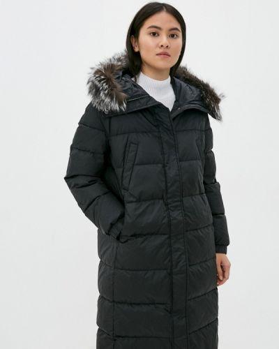 Черная зимняя куртка Conso Wear