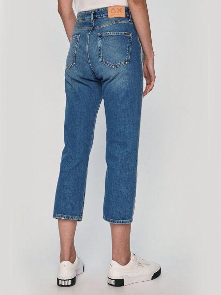 Синие джинсы Armani Exchange