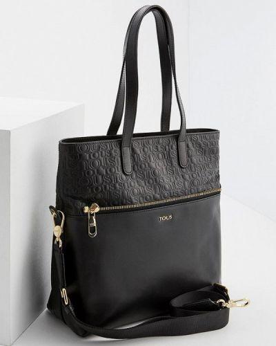 Черная сумка Tous