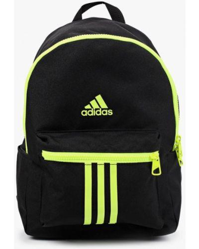 Текстильный черный рюкзак Adidas