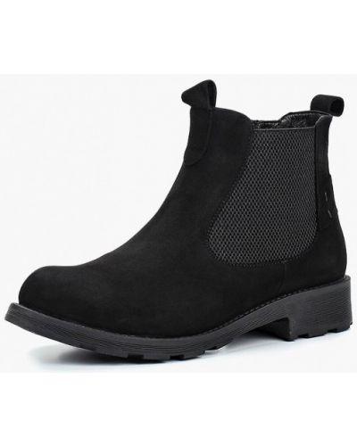 Ботинки челси на каблуке осенние Grand Style
