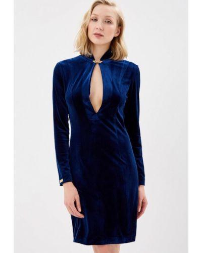 Вечернее платье синее Royal Elegance